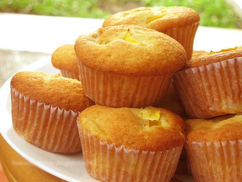 hap dan voi banh muffin xoai sua chua - 1