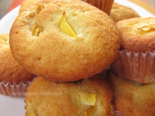 hap dan voi banh muffin xoai sua chua - 3