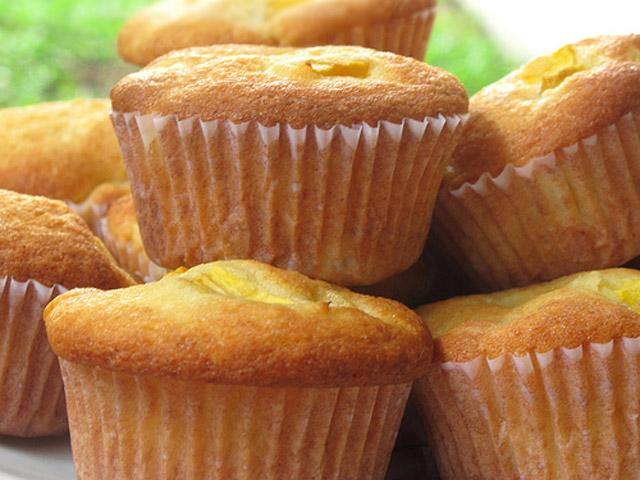 hap dan voi banh muffin xoai sua chua - 5