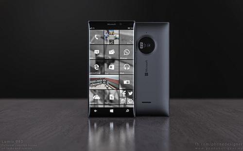 ban concept microsoft lumia 940 chay windows 10 khien van nguoi me man - 1