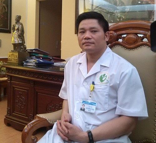 giam doc bv phu san hn: 18 y bac si dang uong thuoc khang virus hiv - 1