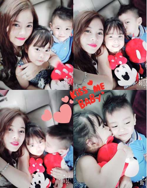 nhung hot mom ban hang online gioi kinh doanh, kheo cham con - 5