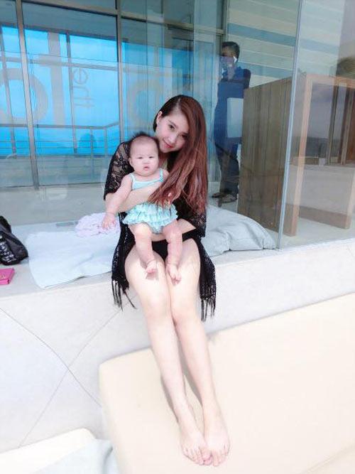 nhung hot mom ban hang online gioi kinh doanh, kheo cham con - 8
