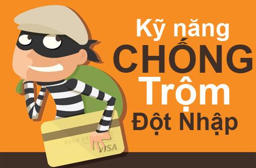 infographic: ky nang doi pho khi toi pham dot nhap vao nha - 1