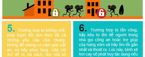 infographic: ky nang doi pho khi toi pham dot nhap vao nha - 12
