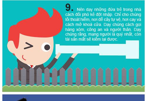 infographic: ky nang doi pho khi toi pham dot nhap vao nha - 7