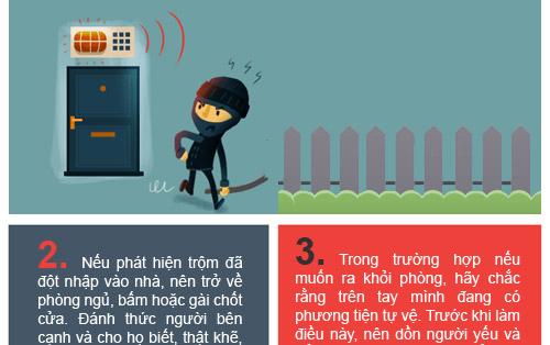 infographic: ky nang doi pho khi toi pham dot nhap vao nha - 9