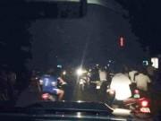 Tin tức - Vệt sáng lớn lao xuống Hà Tĩnh gây tiếng nổ lớn