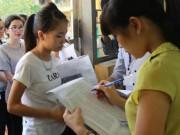 Giáo dục - Chi tiết các đợt xét tuyển nguyện vọng ĐH, CĐ 2015