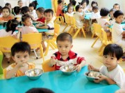 Giáo dục - Hà Nội: Từ 15.7, các trường mầm non tuyển sinh năm học mới