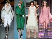 Bộ sưu tập - Paris Haute Couture choáng ngợp và hụt hẫng