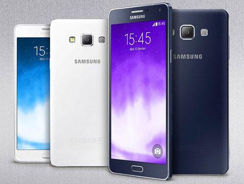 smartphone galaxy a8 co gia 10,99 trieu dong? - 1