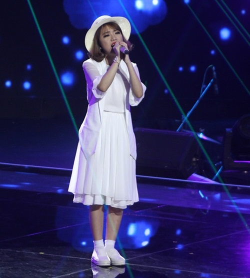 the voice 2015: thu phuong, tuan hung but rut khi phai loai hoc tro - 12