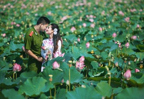 chuyen tinh lang man cua chang cong an si tinh - 5