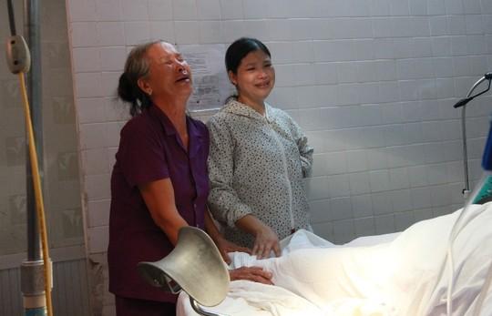 san phu bat ngo tu vong ngay sau khi sinh - 1