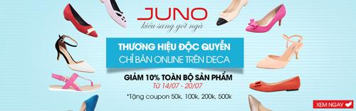 """giay cong so juno """"hang hieu - gia re"""" doc quyen tai deca - 1"""
