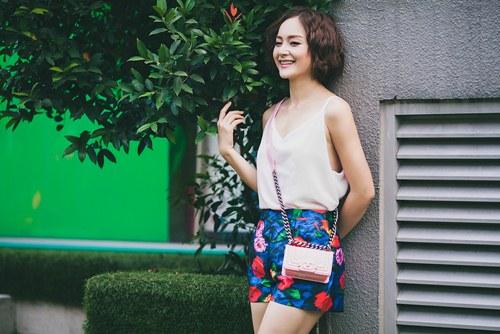 lan phuong khoe ve tre trung, tuoi tan o tuoi 32 - 7