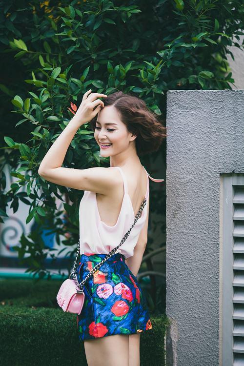 lan phuong khoe ve tre trung, tuoi tan o tuoi 32 - 8