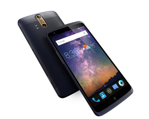 """zte ra mat smartphone 3 camera cau hinh """"khung"""" - 1"""