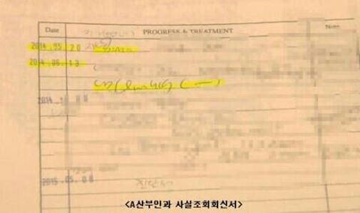 su that ve cai thai cua ban gai cu kim hyun joong - 3