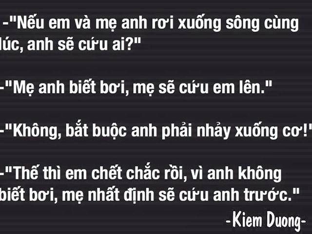 "tam dac voi nhung tinh huong ban trai ""kho nhu ngoi"" - 1"