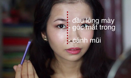 3 cach ke long may phu hop voi moi kieu khuon mat - 2