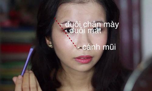 3 cach ke long may phu hop voi moi kieu khuon mat - 4