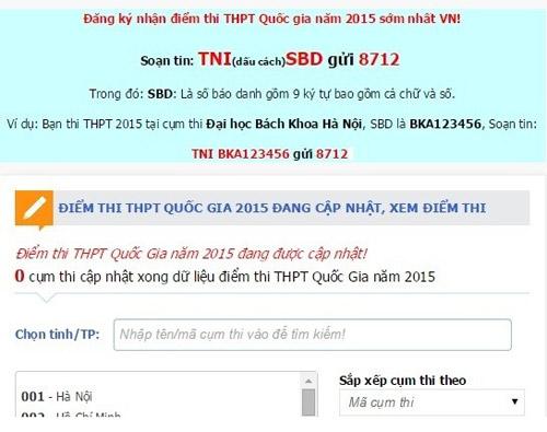 """hau ky thi thpt quoc gia 2015: thi sinh bi """"moi"""" vao dai hoc """"ma"""" - 2"""
