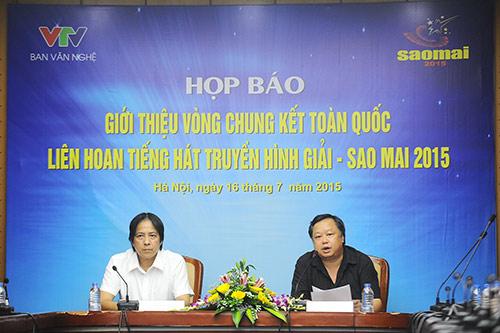 chung ket toan quoc giai sao mai 2015 chinh thuc khoi dong - 2