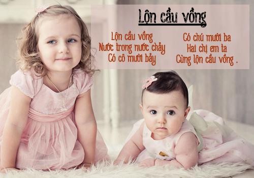 9 bai dong dao tuyet hay ren tri thong minh cho be - 5