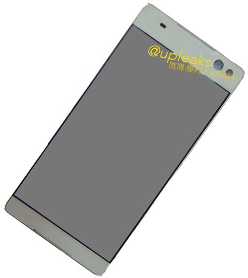 ro ri sony e5706: smartphone vien sieu mong, man hinh 5,8 inch - 1