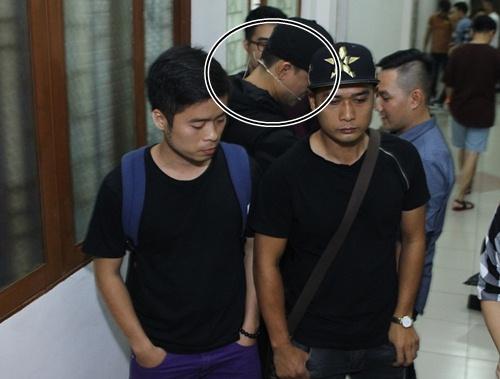 tuan hung to ve khong thoai mai trong hau truong the voice - 1