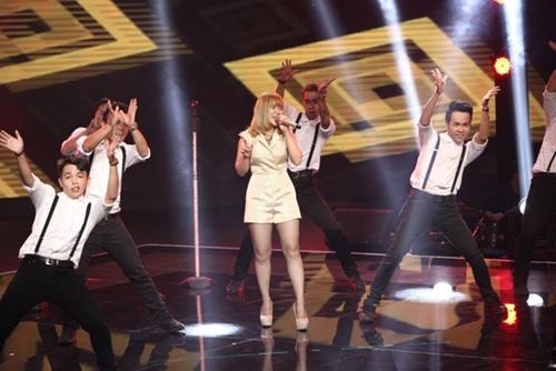 the voice 2015: my tam chon hit cua son tung cho hoc tro - 5