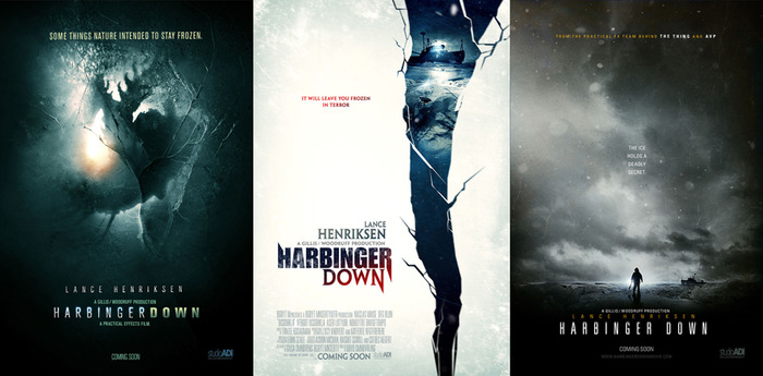 """habinger down"": thuyen da chim, con phim thi sao? - 1"