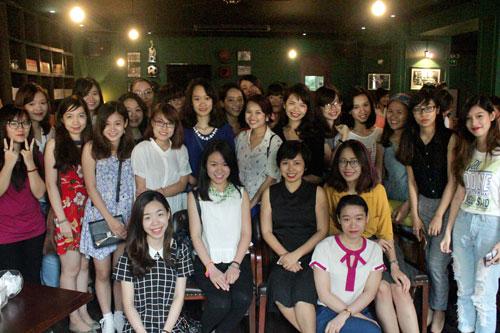 cac blogger lam dep hang dau ha thanh gap go tin do - 10