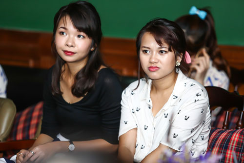 cac blogger lam dep hang dau ha thanh gap go tin do - 5