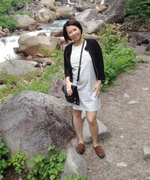 mang thai o nhat: 3 thang dau khong can tang can! - 1