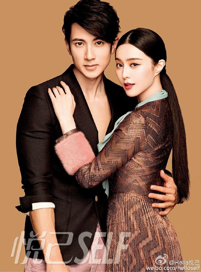 'Bỏ quên' bạn trai Lý Thần, Phạm Băng Băng đắm say trong vòng tay 'nam thần' mới. Đó là bạn diễn Ngô Tôn trong bộ phim điện ảnh Dương Quý Phi sắp được lên rạp.