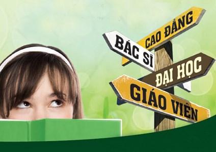 'me chon not truong dai hoc cho con di' - 1