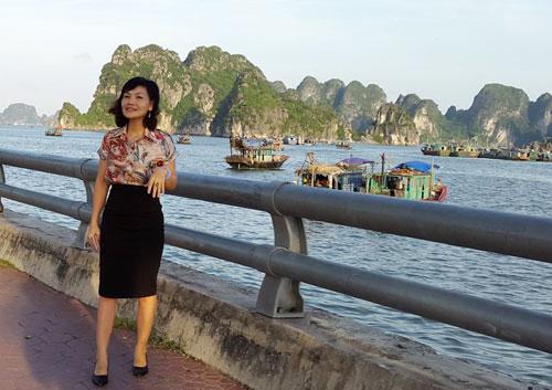 ba me ha thanh 2 con u50 dang chuan nhu thieu nu - 8
