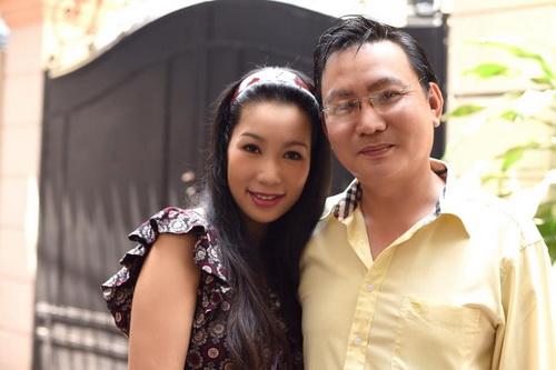 vo chong trinh kim chi khoe con gai 1 thang tuoi - 15