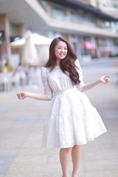 hot girl vietnam idol 2015 tang toc de khang dinh ban than - 1
