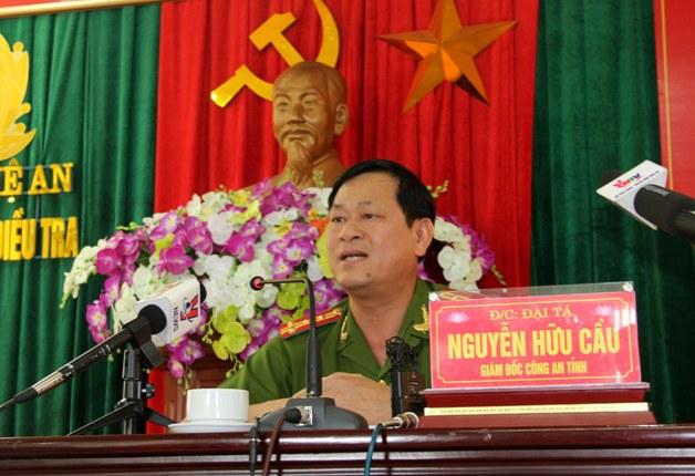 """vu tham sat o nghe an: """"chung toi khong bat nham"""" - 2"""