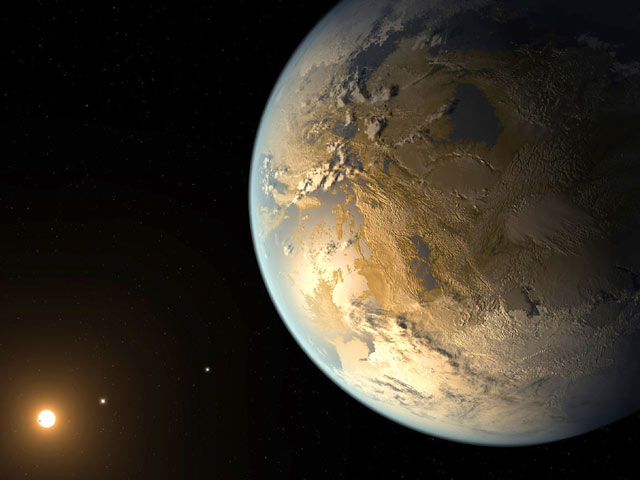 vi sao su song co the ton tai tren kepler 452b? - 1