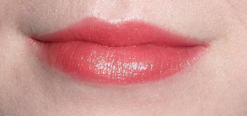 danh gia thoi son li sieu mem min moisturizing cream lipstick yves rocher - 4