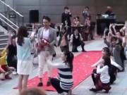 Clip Eva - Tan chảy với màn cầu hôn ngọt ngào của chàng trai Nhật