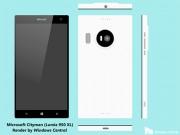 Eva Sành điệu - Điện thoại Lumia cao cấp của Microsoft lộ toàn bộ cấu hình