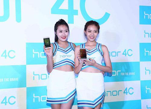"""honor 4c """"but pha"""" duoi gia 3 trieu dong - 1"""