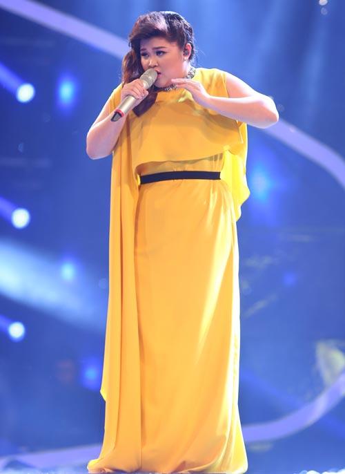 vietnam idol: bich ngoc, trong hieu chay het minh dem chung ket - 5