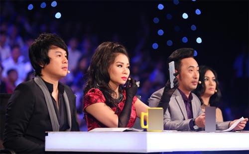 vietnam idol: bich ngoc, trong hieu chay het minh dem chung ket - 1